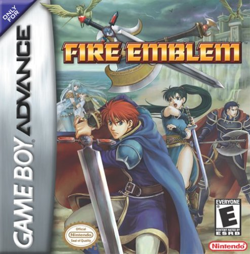 Image of 'Fire Emblem' Courtesy of Nintendo