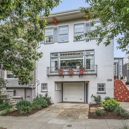 Just Sold! $551K Over Asking!  - Exquisite Remodeled Home 770 3rd AvenueInner Richmond4 Bedrooms3.5 BathroomsSold for $3,150,000