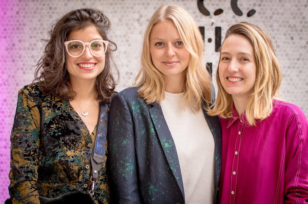 Hélène @MOHME - Camille @ZOAJE - Maude @MOHME