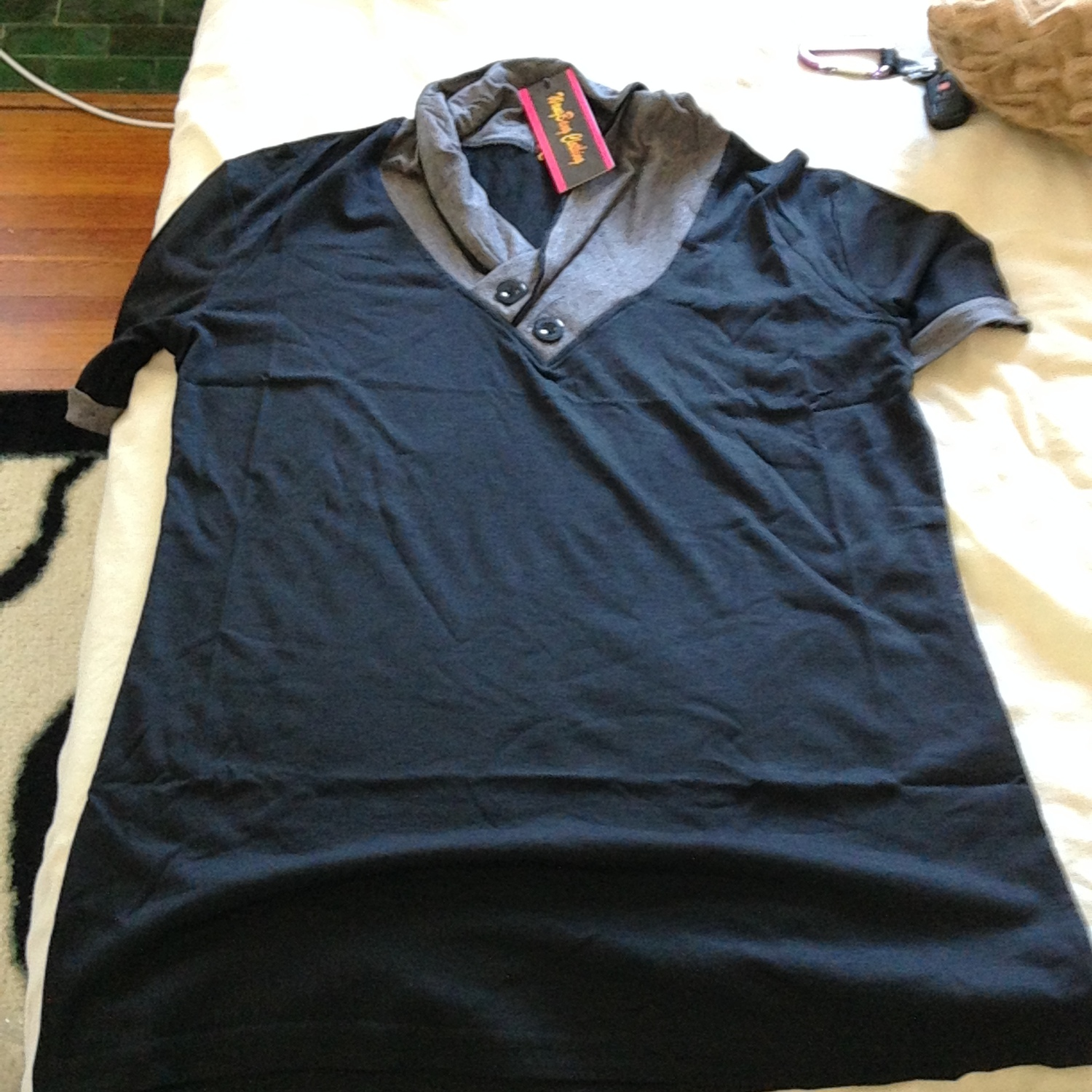 The 8 Shirt From China As Told Over Brunch