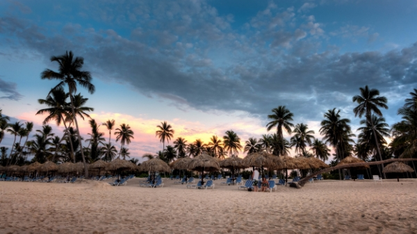 Punta Cana Sunset