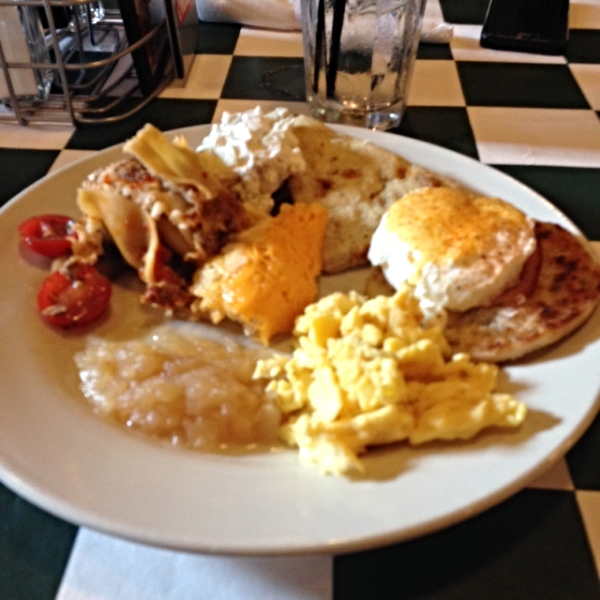 pike's brunch buffet
