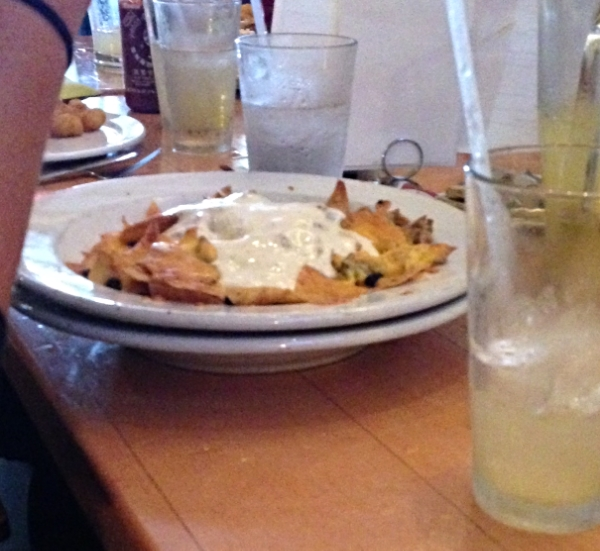 Buddy's Breakfast Nachos