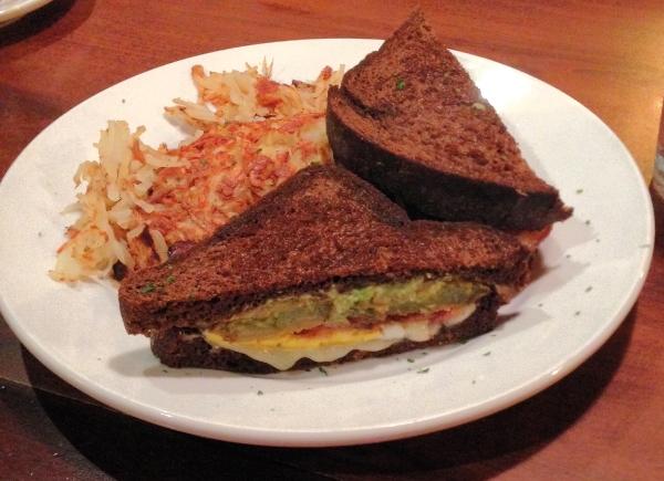 Southern Slammer Sandwich