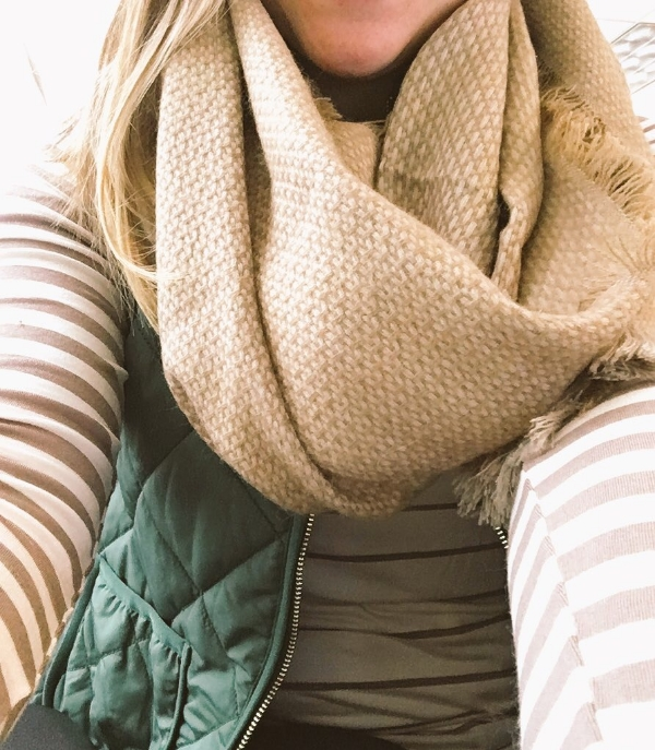 Stitch Fix Scarf