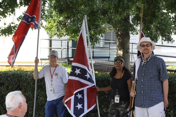Richmond Confederate Flaggers