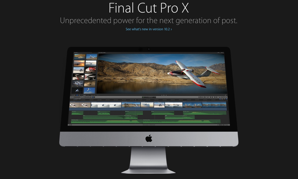 "Final Cut Pro X introduced an entirely new look and feel for Apple's applications, cross-pollinating many other Apple products, including Mac OS X. Abigail managed the entire professional applications — Final Cut Pro is one of the ""pro apps"" — team for many years as the group's creative director and hiring manager."