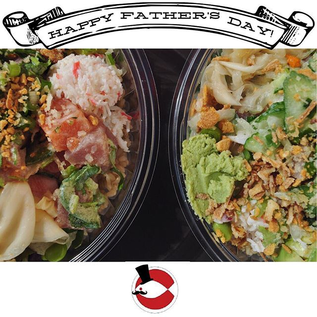 We appreciate all the daddies out there! We are running discounts all day for fathers! Happy Father's Day~🎊 #happyfathersday