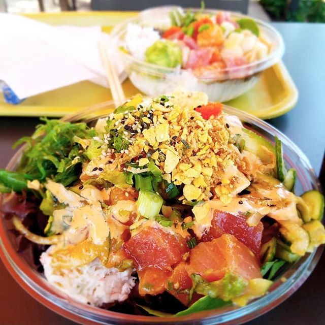 It's a beautiful day for some poke! 📷 credit to @the.shepherdess for this awesome photo!❤️ #pokedotlove #pokedotirvine