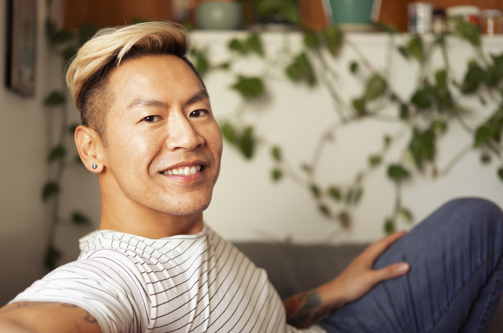"""Chef Injae - """"As a boutique private chef business, I pride myself in personalizing your menu, hand selecting each ingredient, serving piece, and interacting with you and your guests. I'm not a catering service, I offer you a private chef dining experience."""""""