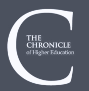 THE CHRONICLE OF HIGHER EDUCATION -