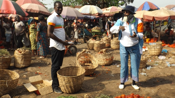 "Using an ""edutainment"" model, ColdHubs educates smallholder farmers, retailers and wholesalers on postharvest handling, packaging, cooling, shipping and storage of fresh fruits and vegetables before the opening of Hubs for business in any market or farm cluster. Our edutainment model also known as ""the outreach"" is a day of dancing to local music, food spoilage demonstration, riddles and jokes, answer and win prizes and finally a short lecture series. Our edutainment model has proven very popular among market women, based on feedback received."