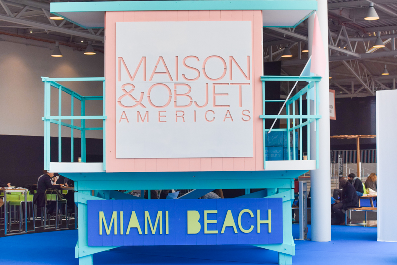 Maison & Objet will take place at the Miami Beach Convention Center May 12 - May 15