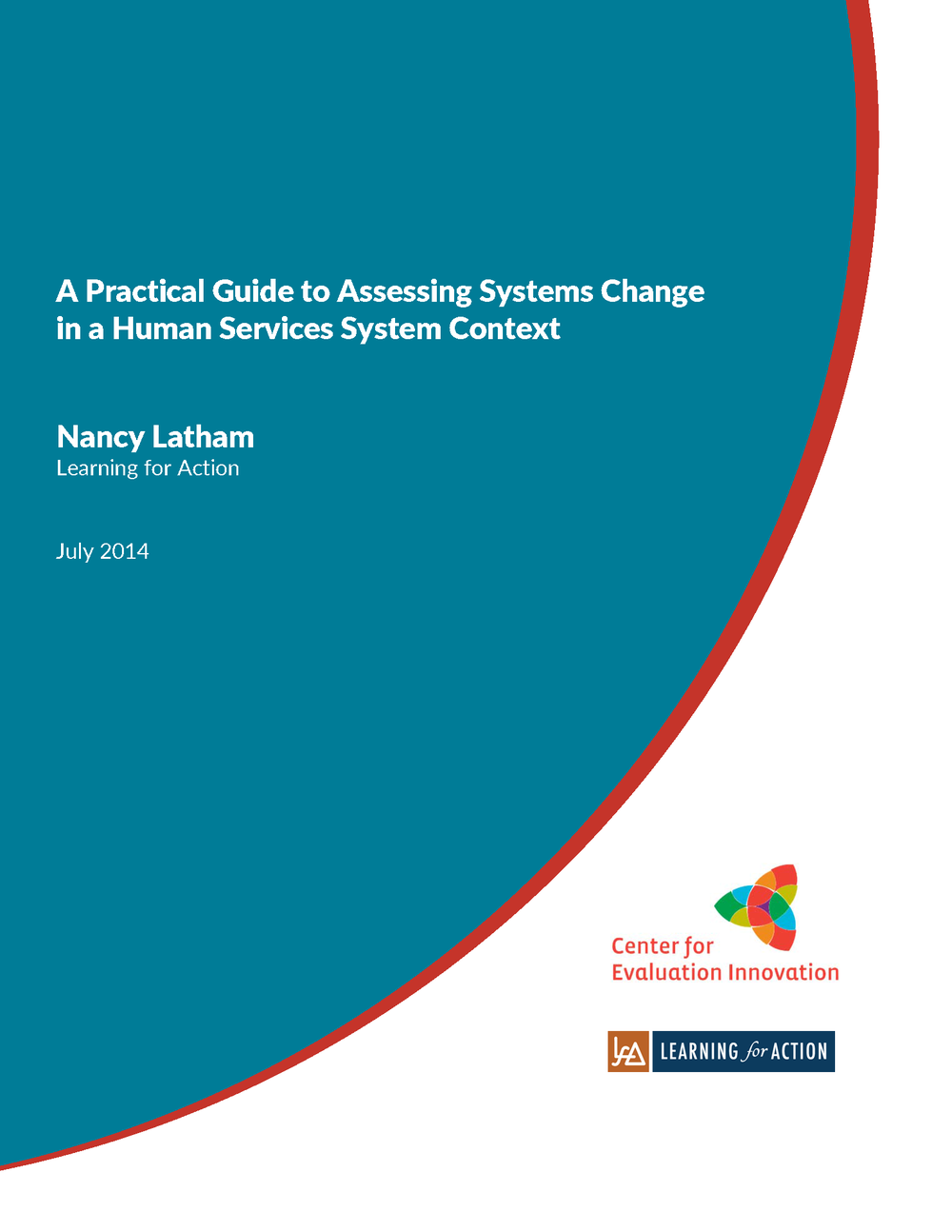 A Practical Guide to Assessing Systems Change