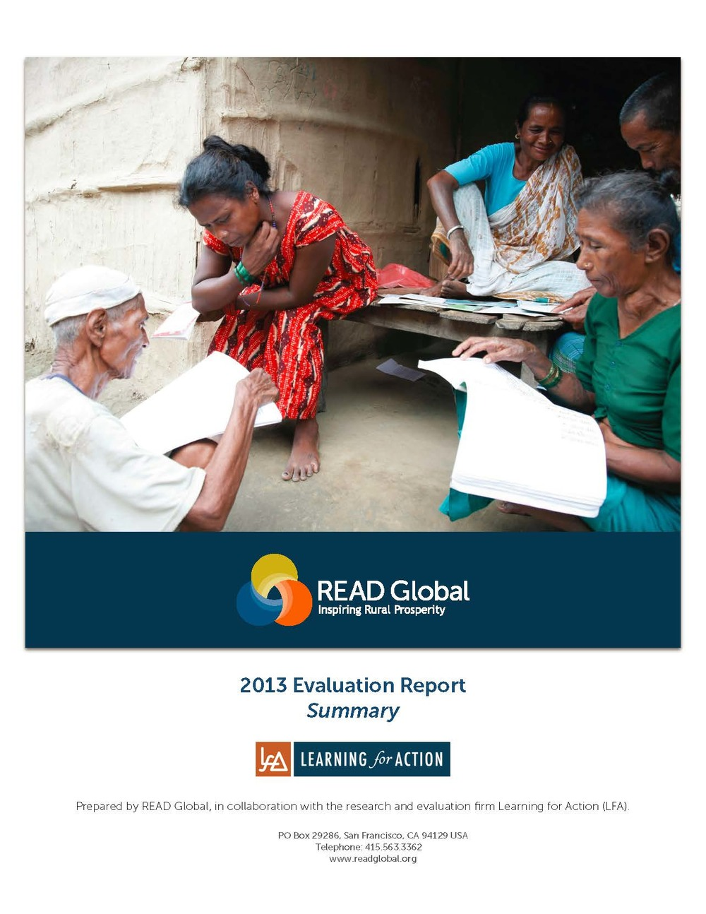 READ Global 2013 Impact Evaluation Summary