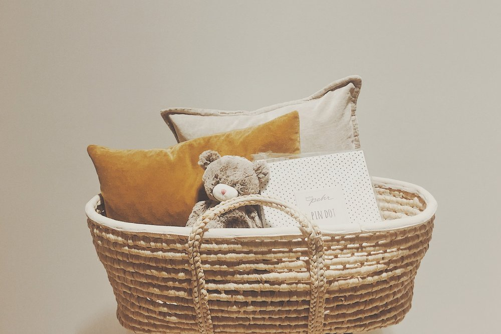nursery - From playful toys to handmade clothes, we stock a wide selection of offerings for the nursery.