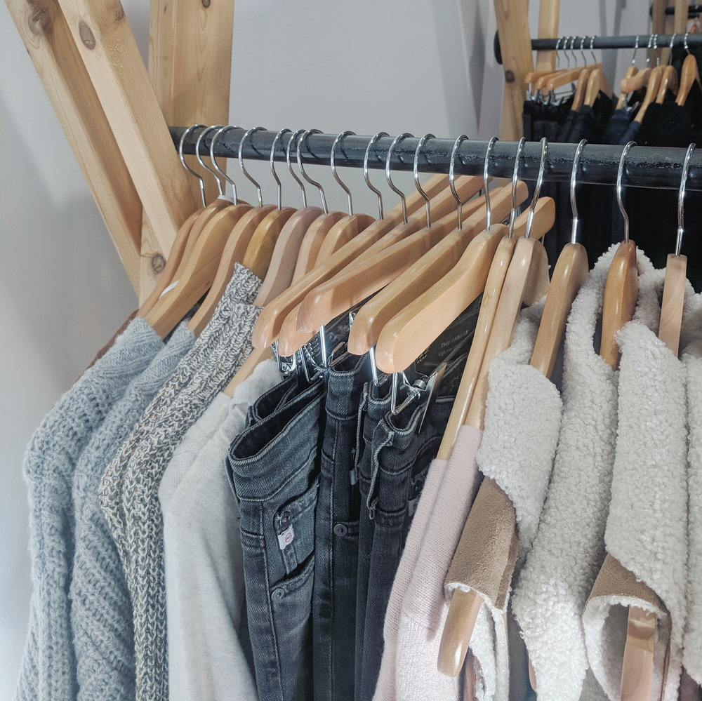 - wardrobe