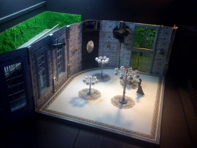 A Midsummer Nights Dream Neil Patel Production Design