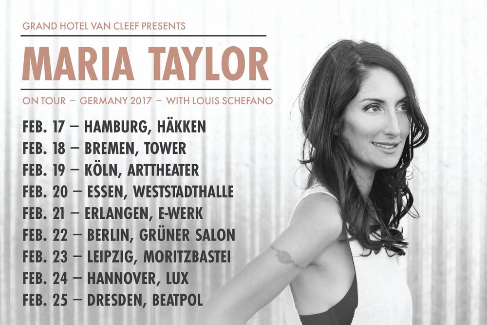 Maria Taylor – German Tour image-06.png
