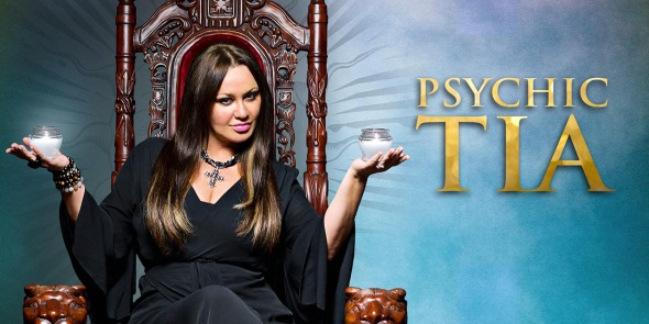 Psychic Tia - Executive Producer