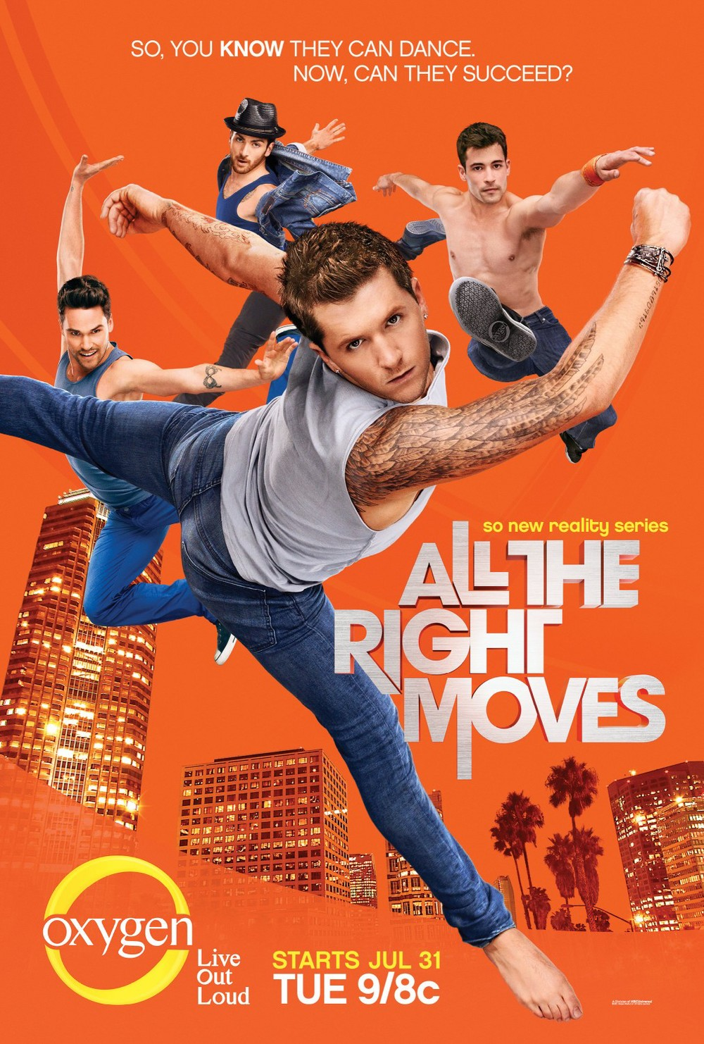 All the Right Moves - Co-Executive Producer