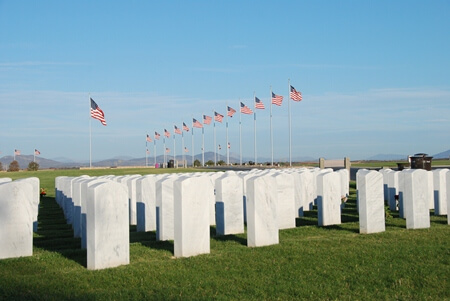 - Miramar national cemetery