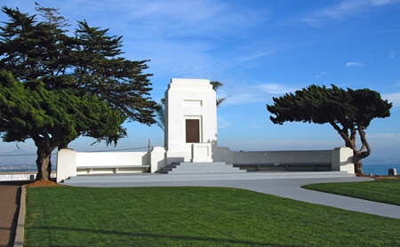 - Fort Rosecrans national cemetery