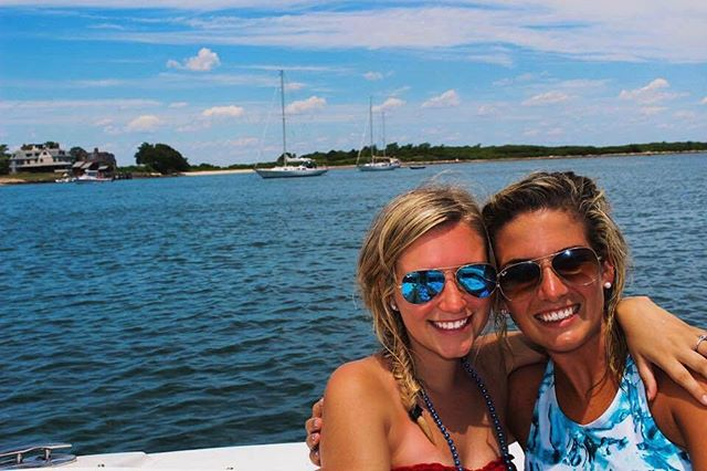 I want it to be summer. I want to be tan, and I want Nina to come home 🌊 ☀️