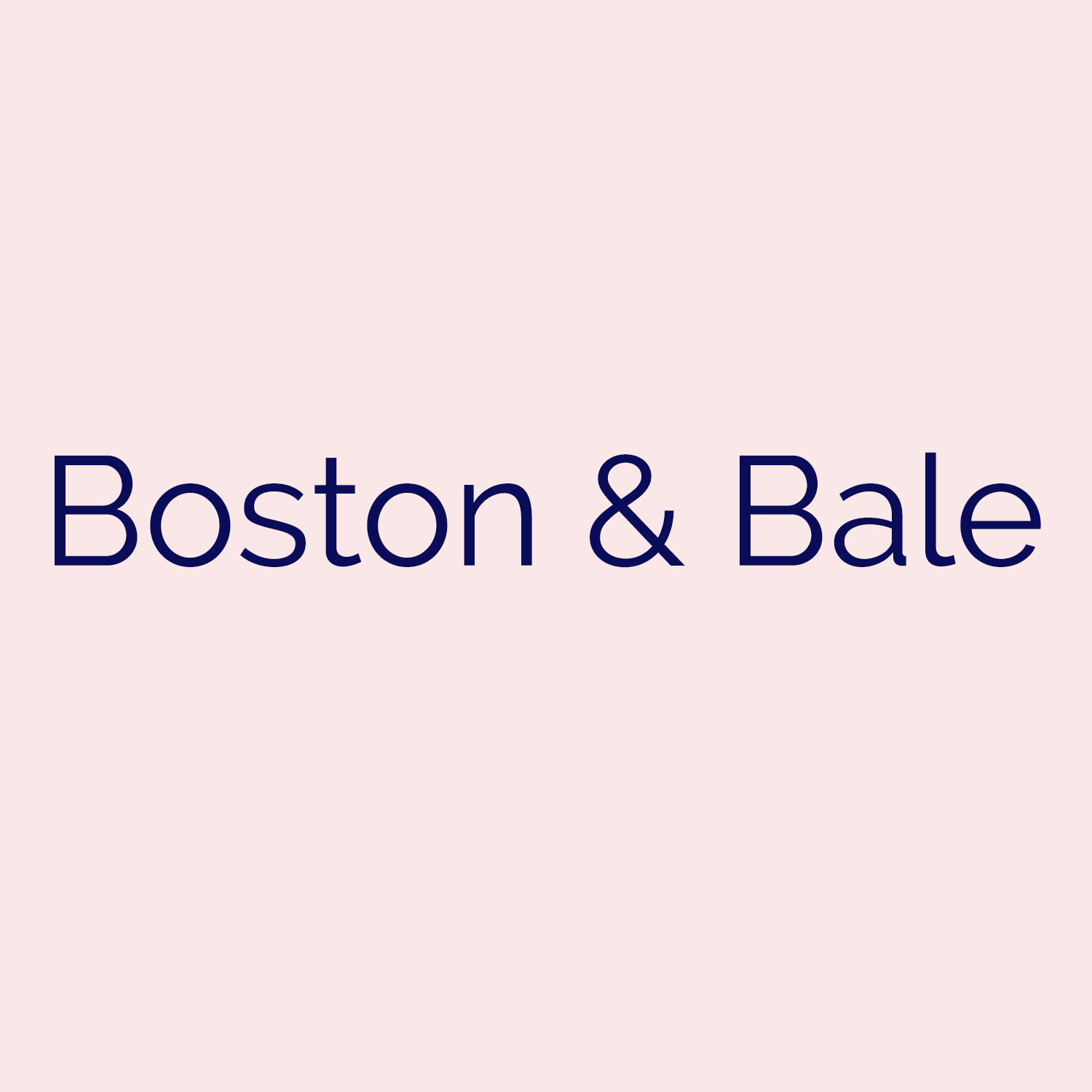 Boston & Bale | Curated Boston gifts