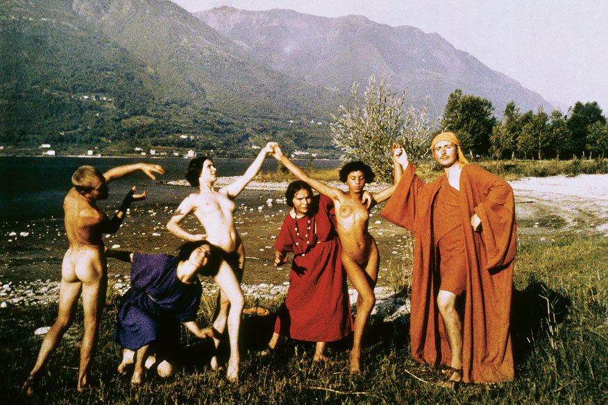 LOST PARADISE: A Brief History of Nudism