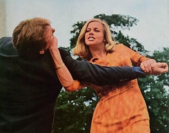 FIGHTLAND - How Honor Blackman Brought Women's Self Defense to Television