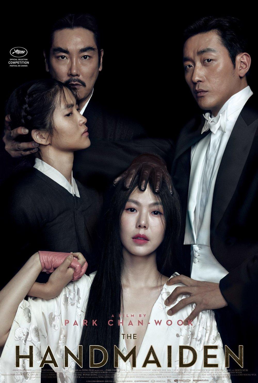 The Handmaiden - In Theaters Oct 21, 2016