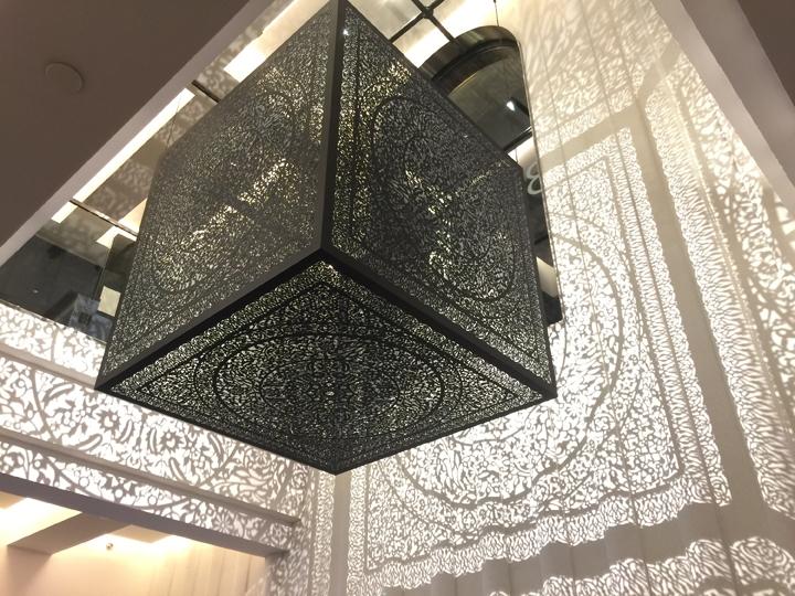 NYC: Anila Quayyum Agha @ Aicon Gallery, Oct 20–Nov 26th