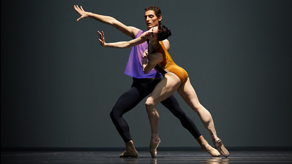 LA: Celebrate Forsythe at the Music Center, Oct 21-23