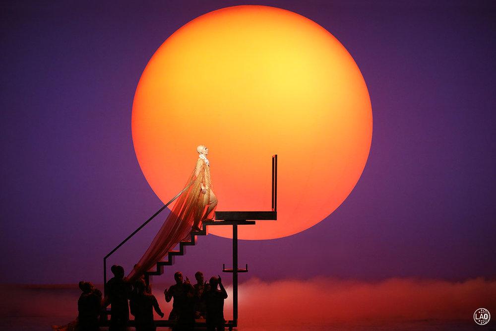LA Opera: Philip Glass Scores Akhnaten, Nov 10-27th