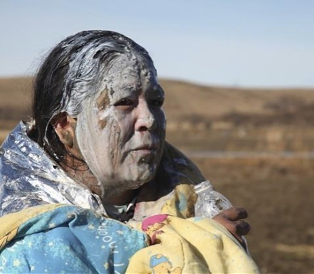STANDING WITH STANDING ROCK: Kate Orne