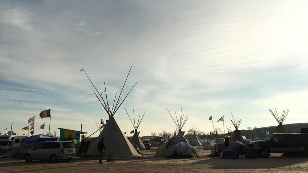STANDING WITH STANDING ROCK: Shelby Ashton