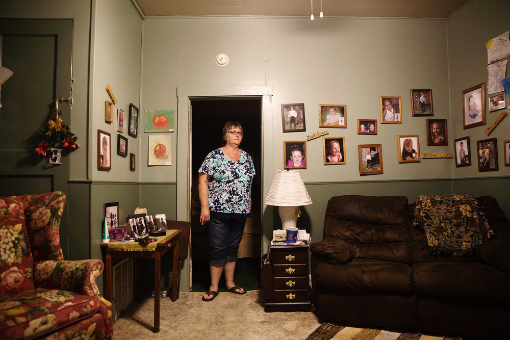 When Suzan Emmons gained custody of her granddaughters, she was surprised to hear that her larger household size made her ineligible for A.C.A. subsidies. She now lacks health insurance.