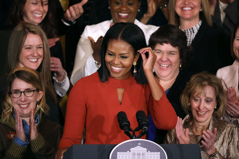 Michelle Obama's Final Speech