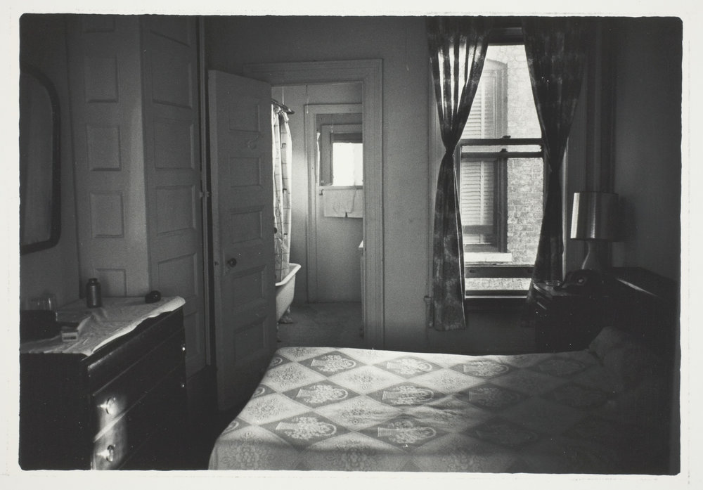 """Hotel Room,"" 1965."