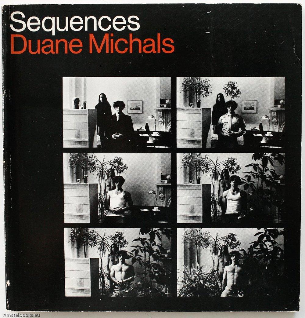 """Sequences"" by Duane Michals, 1970"