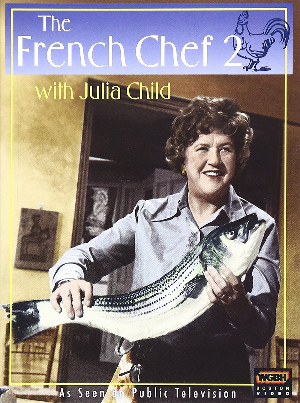"Julia Child's ""The French Chef 2"""