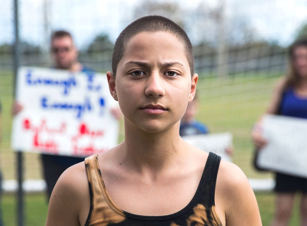 The full transcript of Emma Gonzalez's passionate anti-gun speech