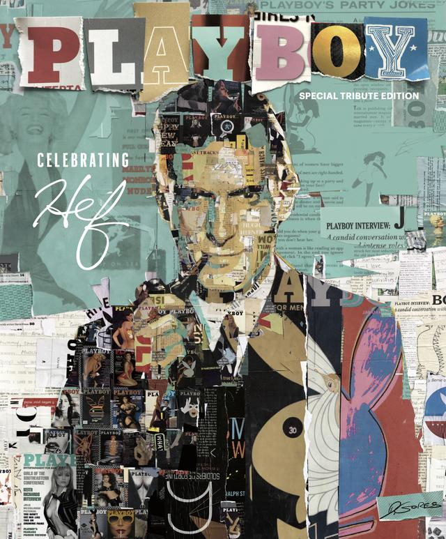 Playboy Limited Edition Tribute to Hugh Hefner
