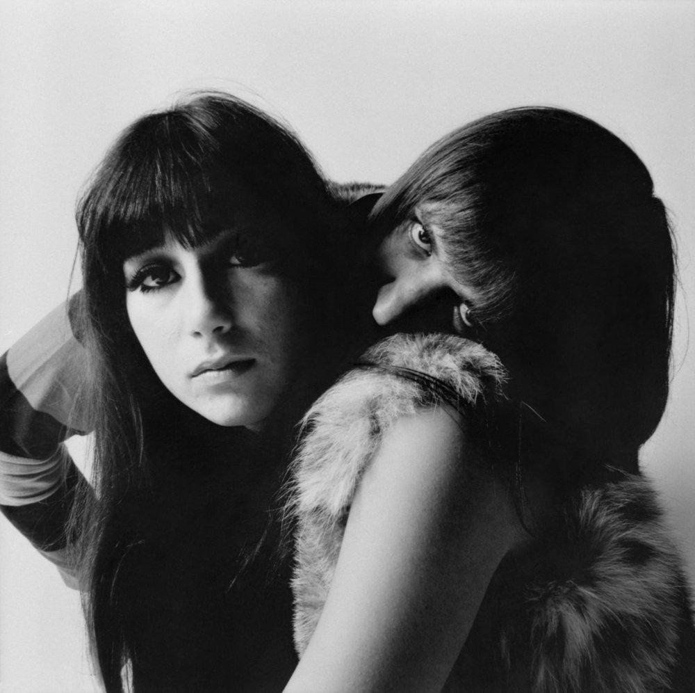 Sonny & Cher by Jerry Schatzberg, 1965.