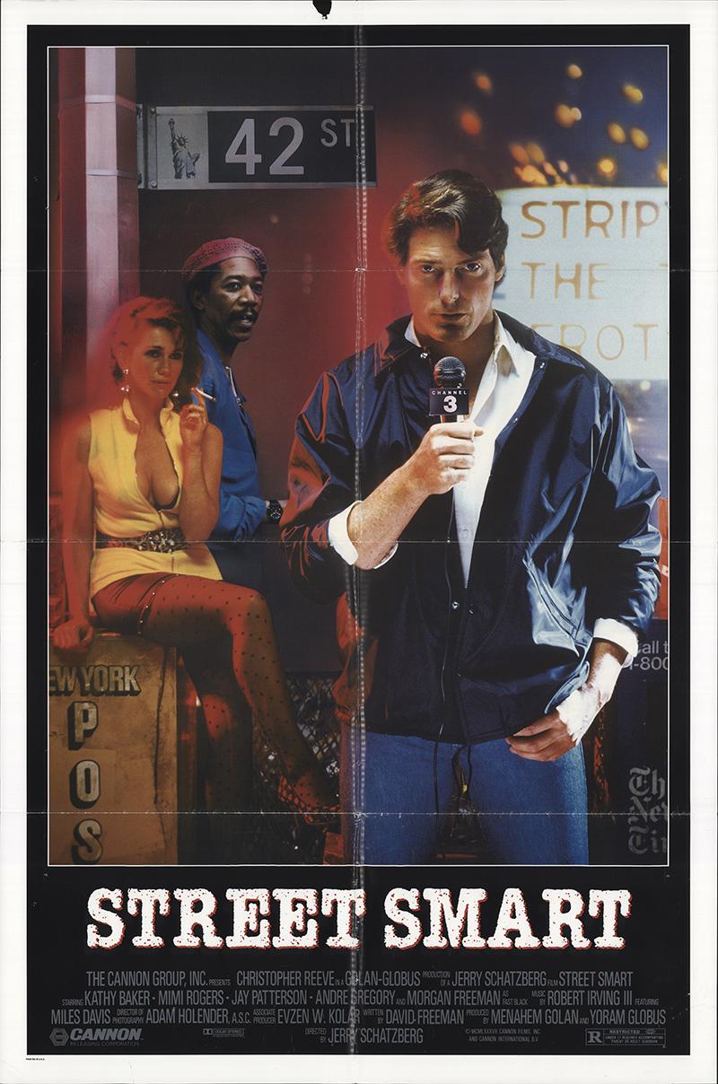 'Street Smart' DVD