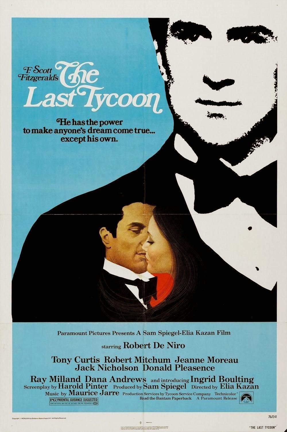 'The Last Tycoon' $12.99