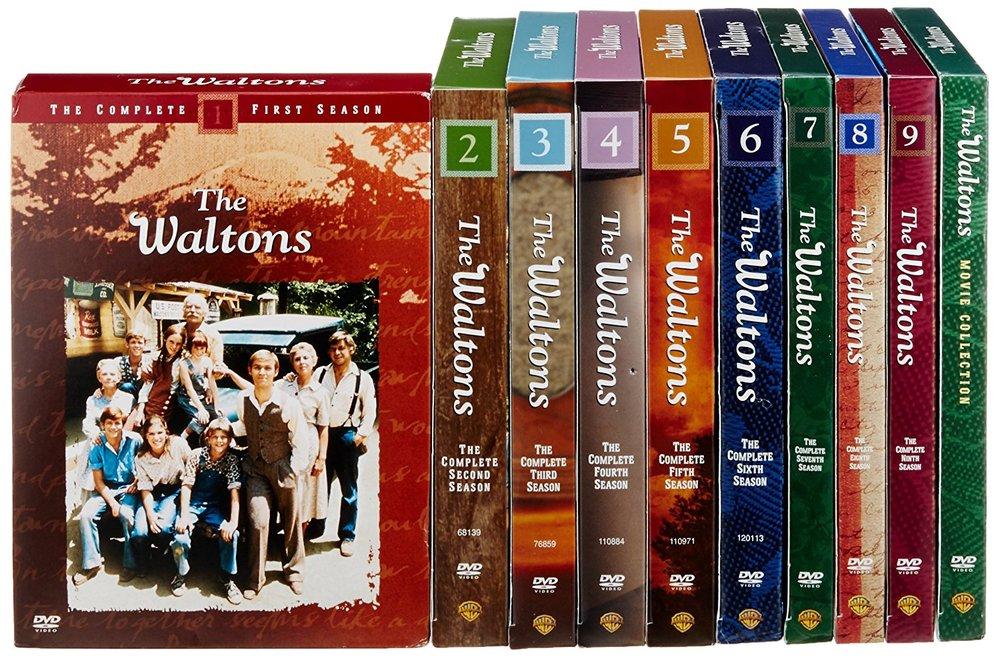 'The Waltons': Season 1-9  $116