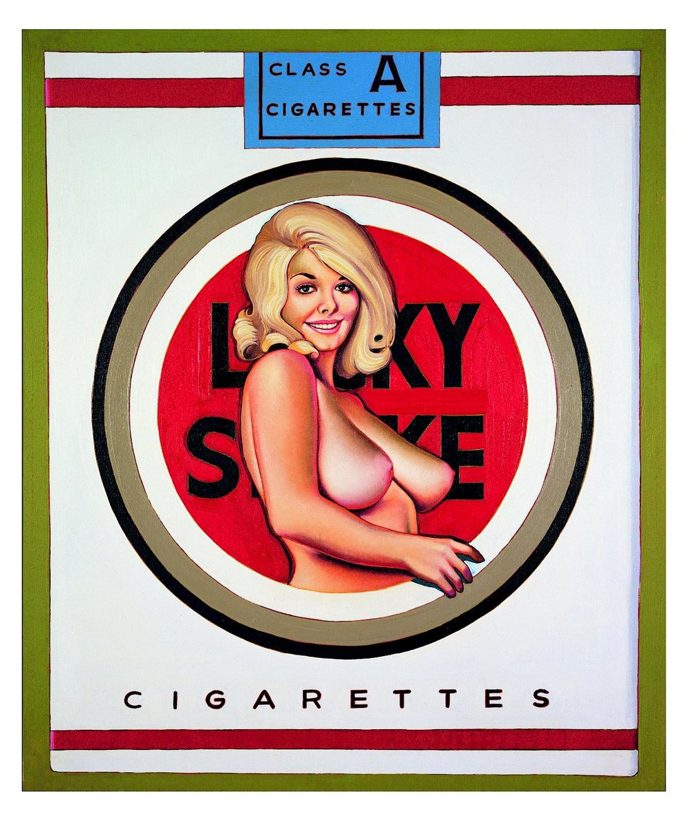 """Lucky Lulu Blonde,"" 1965."