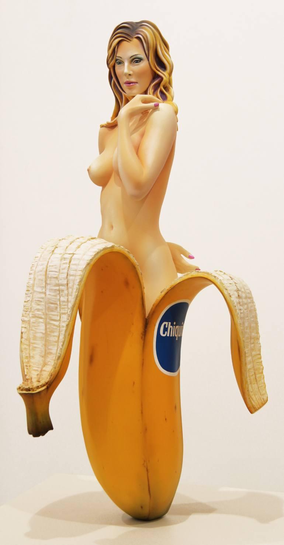 """""""Chiquita Banana,"""" 2007."""